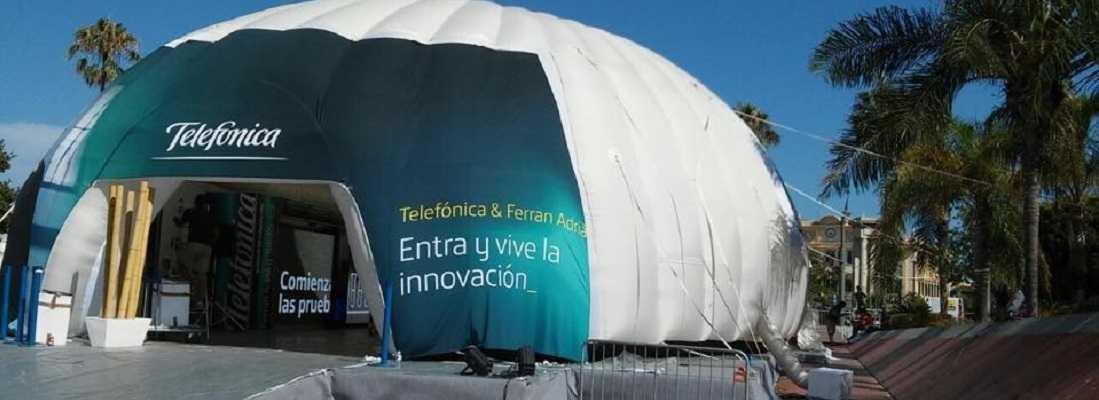 Innovation Space Telefonica Donostia