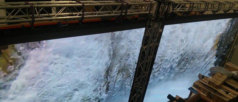 pantalla leds dicolor 590 plus extremiana audiovisuales
